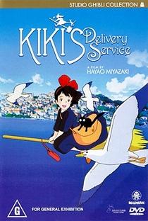 O Serviço de Entregas da Kiki - Poster / Capa / Cartaz - Oficial 38