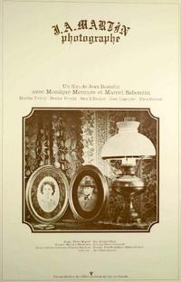 J.A. Martin photographe - Poster / Capa / Cartaz - Oficial 1