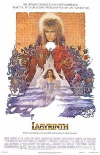 Labirinto - A Magia do Tempo - Poster / Capa / Cartaz - Oficial 1