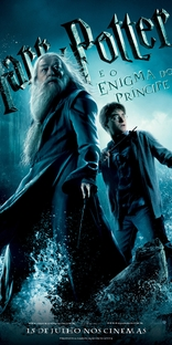 Harry Potter e o Enigma do Príncipe - Poster / Capa / Cartaz - Oficial 35