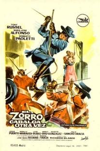 O Juramento do Zorro - Poster / Capa / Cartaz - Oficial 1