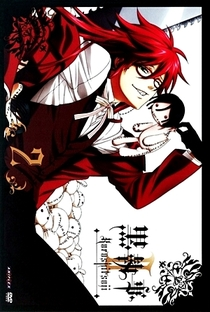 Kuroshitsuji (2ª Temporada) - Poster / Capa / Cartaz - Oficial 9