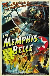 Memphis Belle - O Avião Inabalável - Poster / Capa / Cartaz - Oficial 2