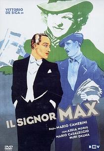 Os Apuros do Senhor Max - Poster / Capa / Cartaz - Oficial 1
