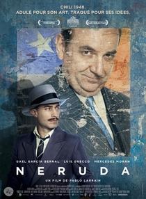 Neruda - Poster / Capa / Cartaz - Oficial 8