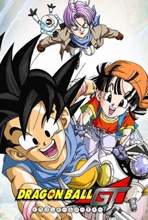 Dragon Ball GT: Saga Viagem Pelo Universo - Poster / Capa / Cartaz - Oficial 34