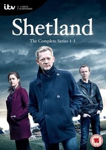 Shetland (1ª Temporada) - Poster / Capa / Cartaz - Oficial 1