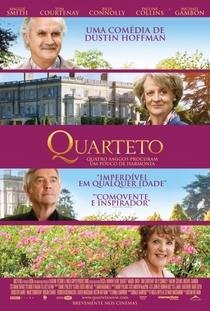 O Quarteto - Poster / Capa / Cartaz - Oficial 5