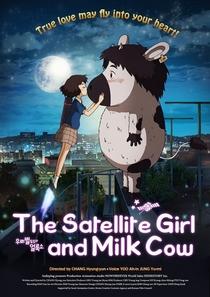 The Satellite Girl and Milk Cow - Poster / Capa / Cartaz - Oficial 1