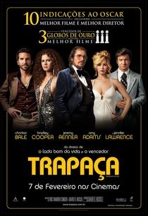 Trapaça - Poster / Capa / Cartaz - Oficial 6