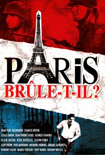 Paris Está em Chamas? - Poster / Capa / Cartaz - Oficial 2