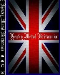 Heavy Metal Britannia - Poster / Capa / Cartaz - Oficial 1