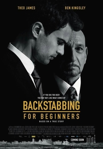 Backstabbing for Beginners - Poster / Capa / Cartaz - Oficial 2