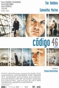 Código 46 - Poster / Capa / Cartaz - Oficial 6