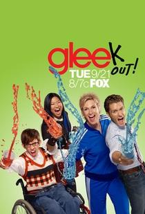Glee (2ª Temporada) - Poster / Capa / Cartaz - Oficial 4