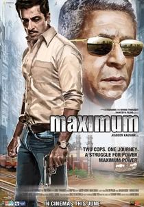 Maximum - Poster / Capa / Cartaz - Oficial 1