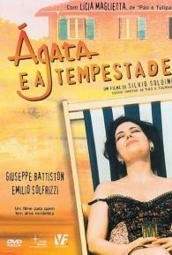 Ágata e a Tempestade - Poster / Capa / Cartaz - Oficial 1