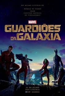 Guardiões da Galáxia - Poster / Capa / Cartaz - Oficial 1
