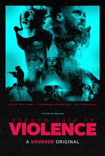 Violência Aleatória - Poster / Capa / Cartaz - Oficial 3