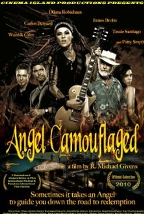 Angel Camouflaged - Poster / Capa / Cartaz - Oficial 1