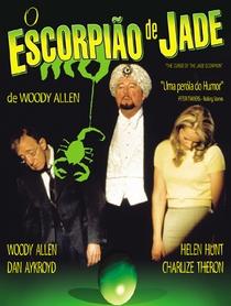 O Escorpião de Jade - Poster / Capa / Cartaz - Oficial 2