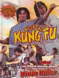 Writing Kung Fu - Poster / Capa / Cartaz - Oficial 2