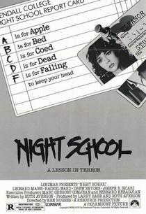 Escola Noturna - Poster / Capa / Cartaz - Oficial 5
