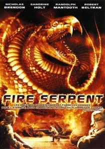 Serpente de Fogo - Poster / Capa / Cartaz - Oficial 2