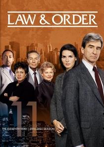 Lei & Ordem (11ª Temporada) - Poster / Capa / Cartaz - Oficial 1
