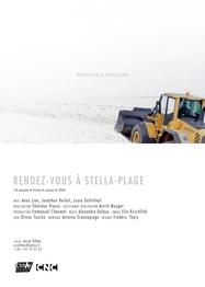 Encontro na Praia de Stella - Poster / Capa / Cartaz - Oficial 1