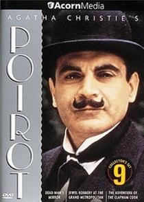 Poirot (9ª temporada) - Poster / Capa / Cartaz - Oficial 1