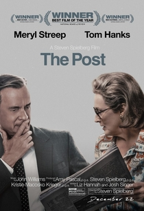 The Post: A Guerra Secreta - Poster / Capa / Cartaz - Oficial 4