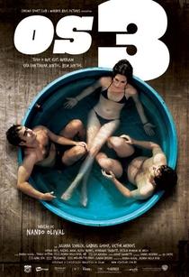 Os 3 - Poster / Capa / Cartaz - Oficial 1