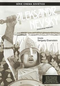 Alexander Nevsky - Poster / Capa / Cartaz - Oficial 4