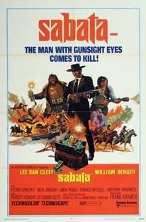 Sabata - O Homem que Veio para Matar - Poster / Capa / Cartaz - Oficial 1