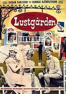 Pleasure Garden - Poster / Capa / Cartaz - Oficial 1