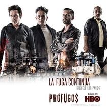 Prófugos (2ª Temporada) - Poster / Capa / Cartaz - Oficial 1