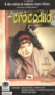 Lágrimas de Crocodilo - Poster / Capa / Cartaz - Oficial 1