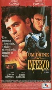 Um Drink no Inferno - Poster / Capa / Cartaz - Oficial 9