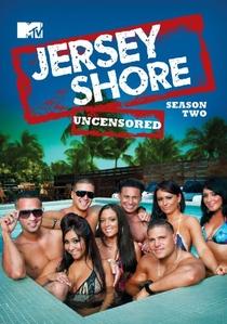 Jersey Shore (2ª Temporada) - Poster / Capa / Cartaz - Oficial 1