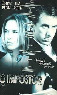 O Impostor - Poster / Capa / Cartaz - Oficial 2
