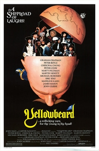 O Pirata da Barba Amarela - Poster / Capa / Cartaz - Oficial 2