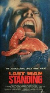 Fistfight: Na Jaula Da Morte - Poster / Capa / Cartaz - Oficial 1