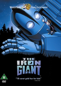 O Gigante de Ferro - Poster / Capa / Cartaz - Oficial 12