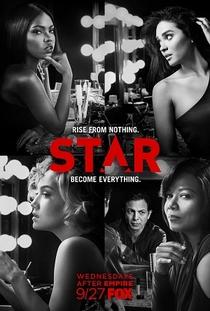 Star (2ª Temporada) - Poster / Capa / Cartaz - Oficial 1