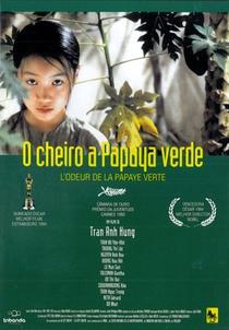O Cheiro do Papaia Verde - Poster / Capa / Cartaz - Oficial 5