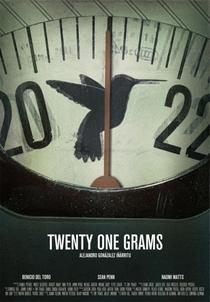 21 Gramas - Poster / Capa / Cartaz - Oficial 4