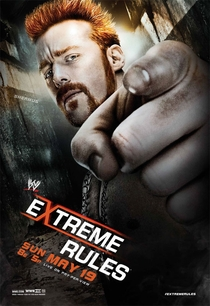 Extreme Rules 2013 - Poster / Capa / Cartaz - Oficial 1