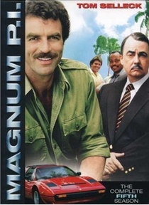 Magnum (5ª Temporada) - Poster / Capa / Cartaz - Oficial 1