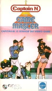 Capitão N - Poster / Capa / Cartaz - Oficial 1